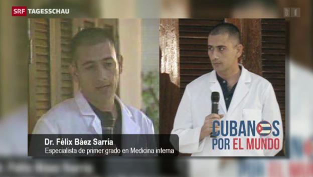 Video «Erster Ebola-Patient in der Schweiz» abspielen