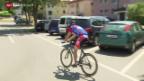 Video «Para-cycling: Roger Bolliger vor der WM in Nottwil» abspielen