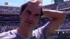 Video «Federer erhält einen zusätzlichen freien Tag» abspielen