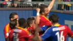 Video «Fussball: Basel - FCZ» abspielen