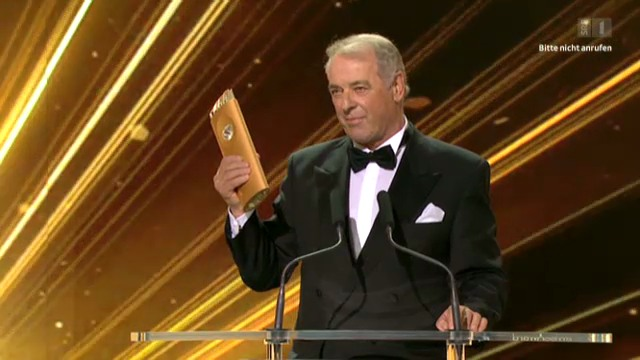 Adolf Ogi - Gewinner des «LifeTimeAwards 2012»