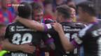 Video «FC Basel gewinnt gegen Sion» abspielen