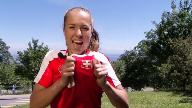 Video «Wälti: «Und dann lache ich schön in die Kamera»» abspielen