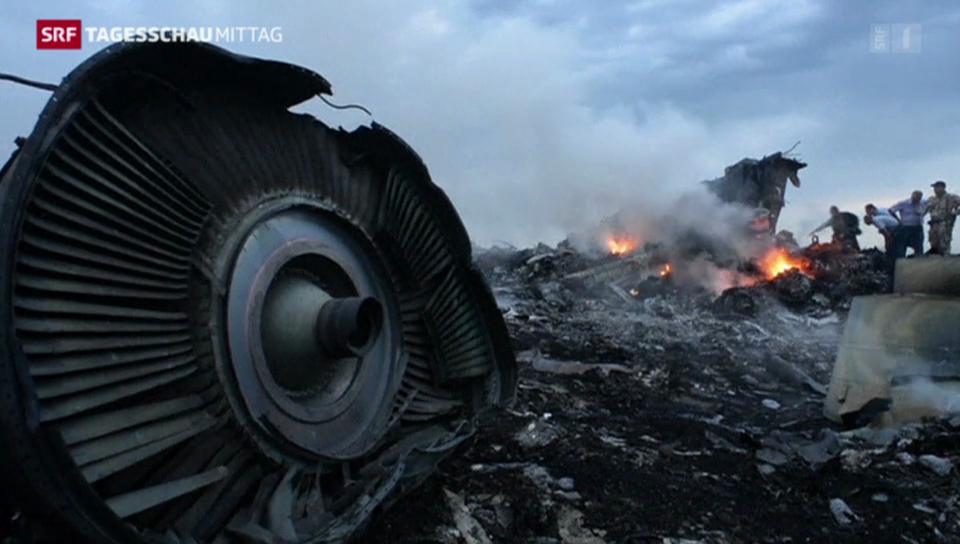 Experten-Bericht zu Flug MH17