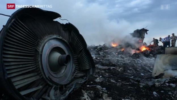 Video «Experten-Bericht zu Flug MH17» abspielen