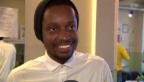 Video «Bringt alle zum Lachen: Charles Nguela» abspielen