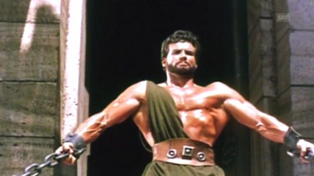 Video «Geschichte ist: die Herkules-Filme der 1950er- und 1960er-Jahre» abspielen