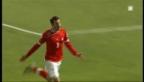 Video «Highlights Island - Schweiz («sportlive»)» abspielen