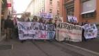 Video «Trotz Strafen – 22'000 Schüler streiken weiter für das Klima» abspielen