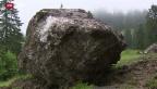 Video «Felssturz am Hoch-Ybrig» abspielen