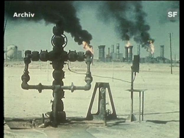 Video «Die Ölkrise von 1973» abspielen