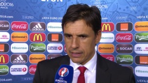 Video «Coleman: «Die Spieler haben alles gegeben» (englisch)» abspielen