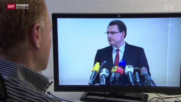 Video «Schweiz aktuell vom 15.01.2015» abspielen