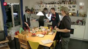 Video «Bauen und Wohnen: WG-Leben (6/8)» abspielen