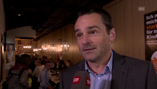 Video «Ruedi Löffel (EVP): «Man hat eine gute Möglichkeit vertan»» abspielen