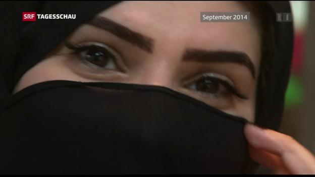 Video «Burka-Verbot in Österreich» abspielen