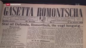 Video «80 Jahre Rätoromanisch» abspielen