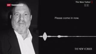Video «Der tiefe Fall des Harvey Weinstein» abspielen