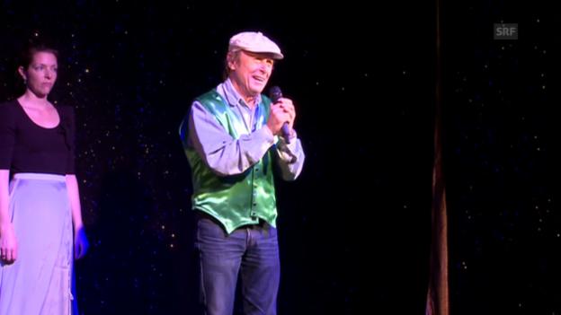 Video «Claus Theo Gärtner: «Ich war noch nie am Morgestraich.»» abspielen