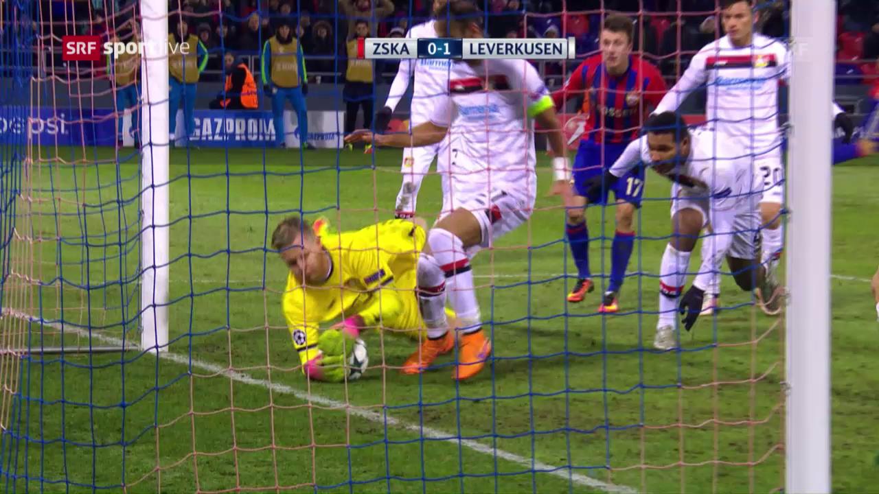 Schon wieder ein Remis für Leverkusen