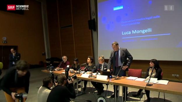Video «Neue Erkenntnisse im Fall Luca» abspielen