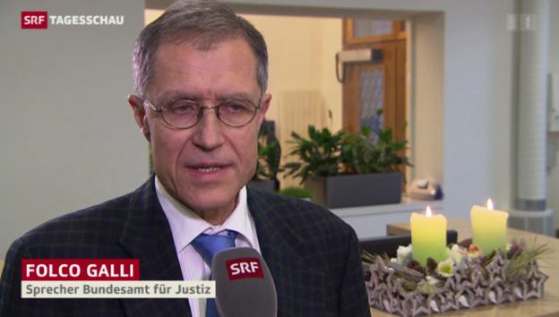 Video «Die Schweiz zum Strassburger Urteil» abspielen