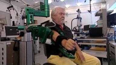 Video «Roboter als Therapeuten» abspielen