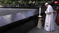 Link öffnet eine Lightbox. Video Papstbesuch verschlingt Millionen abspielen