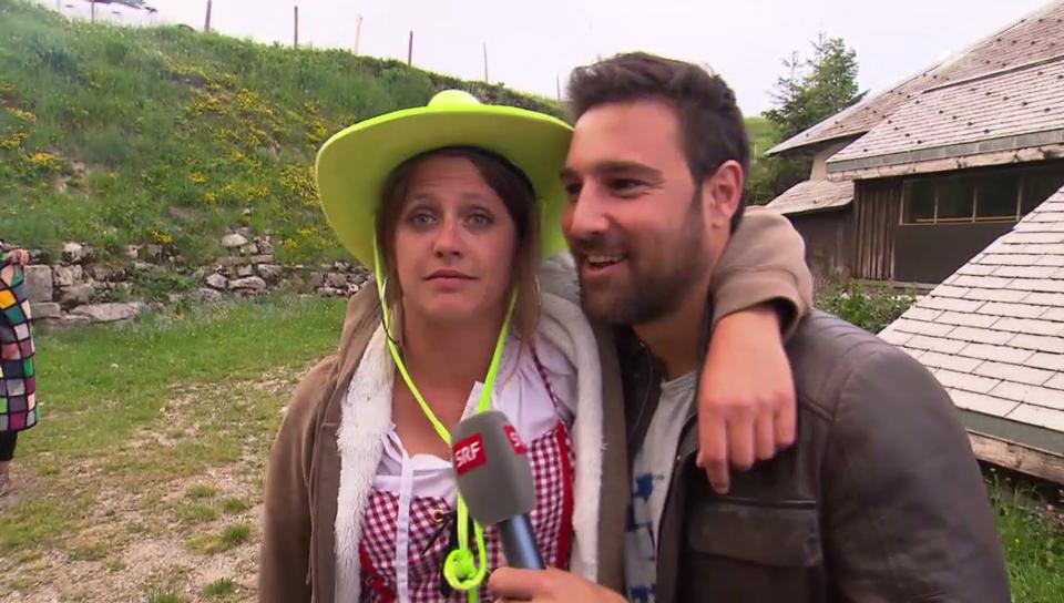 «glanz & gloria feiert mit»: Cowboy-Geburtstag mit Elodie