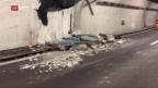 Video «Tunnelwand eingestürzt» abspielen