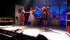 Video ««Wanderful»: Stars nehmen sich auf die Schippe» abspielen