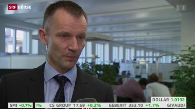 Video «SRF Börse vom 26.01.2016» abspielen