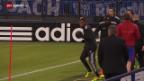 Video «Fussball: CL, Basel vor dem Showdown auf Schalke («sportlive», 10.12.2013)» abspielen