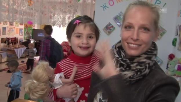 Video «Sarina: «Es ist so schön, wie sich Camilla entwickelt hat!»» abspielen