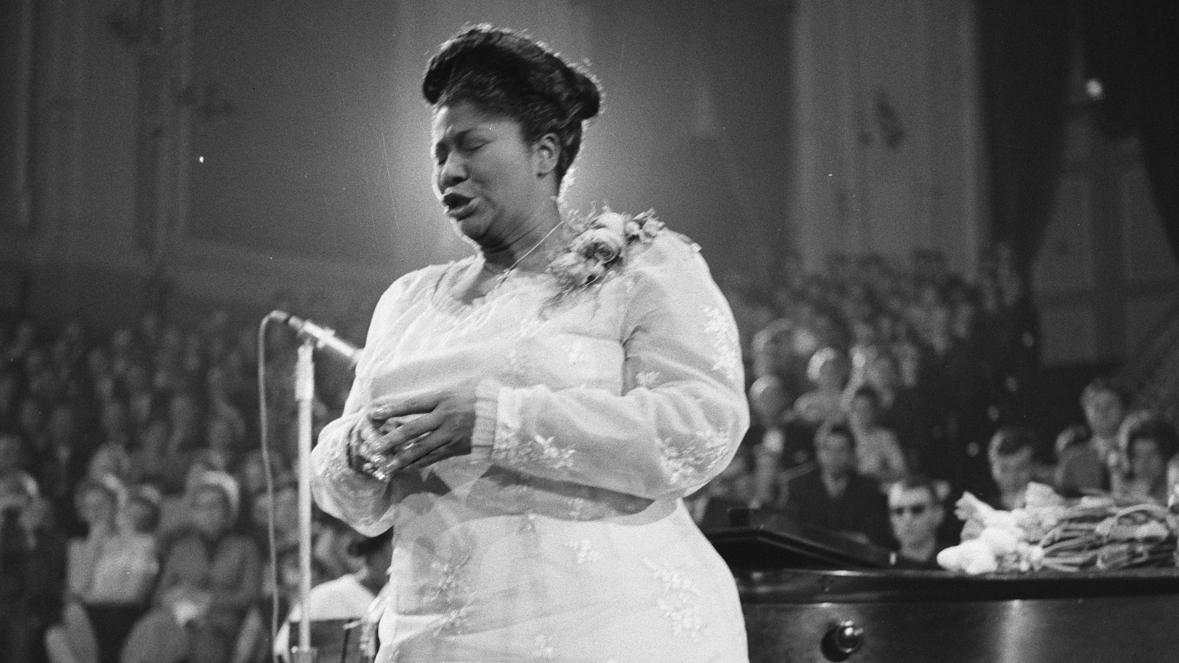 Mahalia Jackson - We shall overcome