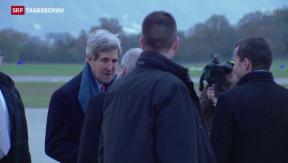 Video «Atomgespräche in Genf » abspielen