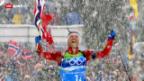 Video «Die beeindruckende Karriere von Ole Einar Björndalen» abspielen