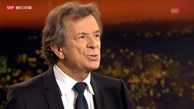 Der ehemalige Fifa-Funktionär Guido Tognoni zum Wettskandal.