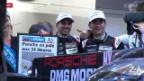 Video «Automobil: 24 Stunden von Le Mans, Qualifying» abspielen