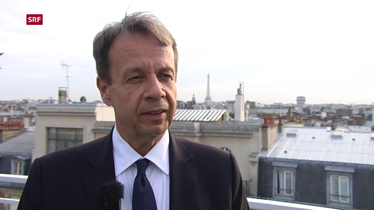 SRG-Generaldirektor Gilles Marchand zu den Sparvorgaben