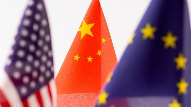 Aus dem Archiv: China will sich gegen Strafmassnahmen wehren