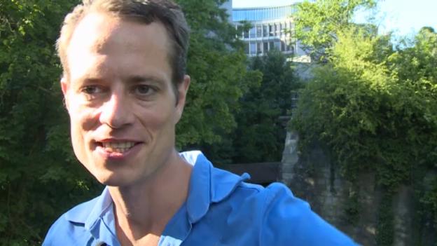 Video «Stefan Kaegi über die Theatralität eines Ortes» abspielen