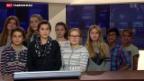 Video «Tausende Mädchen und Buben am Zukunftstag» abspielen