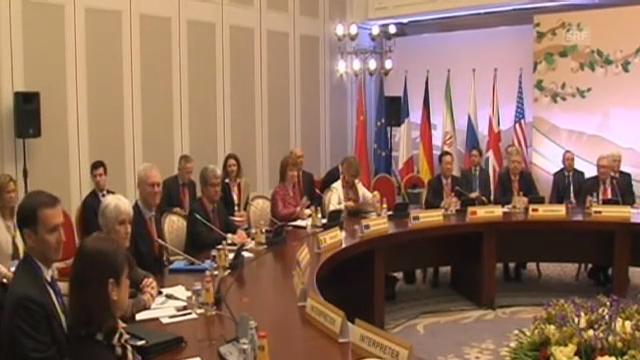 Verhandlungen in Almati (unkommentiert)