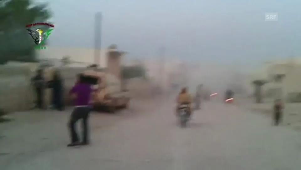 Angeblicher Giftgas-Anschlag in Syrien (unkommentiert)
