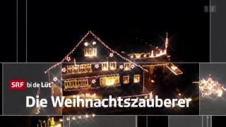 Video ««SRF bi de Lüt – Die Weihnachtszauberer»: Folge 1» abspielen