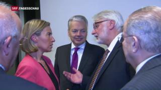 Video «Die EU zu gemeinsamer Verteidigungspolitik» abspielen