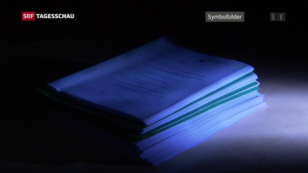 Video «Parlamentarier fordern Aufklärung» abspielen