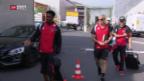 Video «Neuenburg Xamax wieder in die Superleague aufgestiegen» abspielen