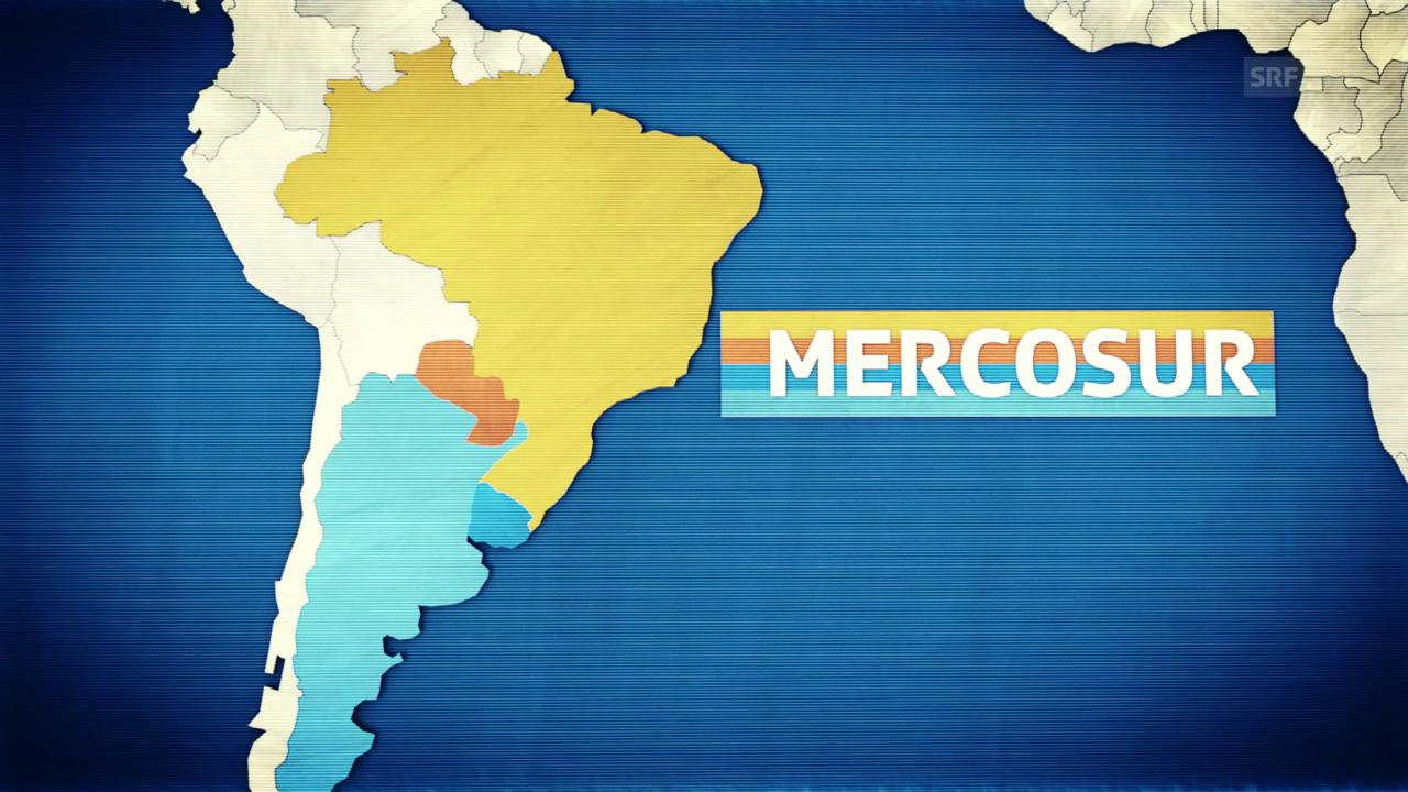 Das Abkommen mit den Mercosur-Staaten